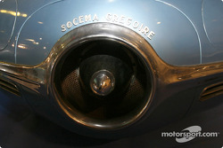 Detail of 1952 Socema Grégoire Turbine