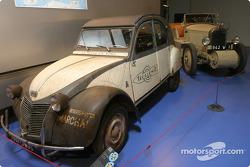 Citroën Croisière Jaune display