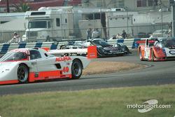 90 Spice GTPL, GTP3 20 93 Mazda Kudzu DG3, GTP3 43 91 Porsche 962 C, GTP1