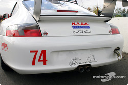 #74 Flying Lizard Motorsports
