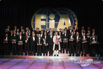 All the FIA winners