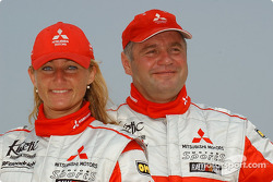 Andrea Mayer and Andreas Schulz