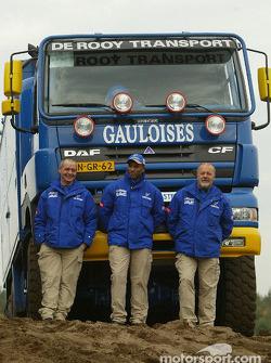 Assistance team: Leo Donkers, Mohamed El Bouzidi, Clemens Smulders