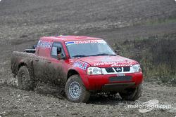 Nissan Dessoude test: Nissan Dessoude Nissan Pickup