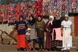 Spectators in Morocco