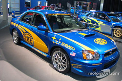 SCCA Pro Rally Subaru WRX
