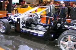 2005 Corvette Chassis