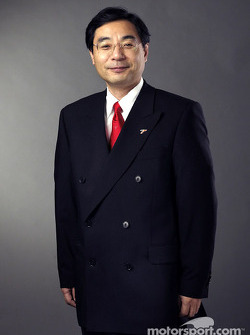 Keizo Takahashi, Director Technical Coordination
