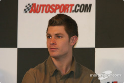 Guy Smith interview on Autosport Stage