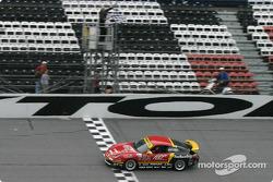 #44 The Race Site.com Porsche 996: Craig Stanton, Terry Borcheller takes white flag