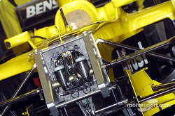 Underneath the EJ14
