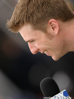Interview for Jamie McMurray