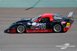 #06 ICY / SL Motorsports Corvette: Steve Lisa, David Rosenblum, Davy Jones
