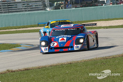 #2 Howard - Boss Motorsports Chevrolet Crawford: Andy Wallace, Milka Duno