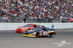 Johnny Benson and Ricky Craven