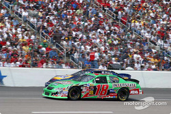 Bobby Labonte and Michael Waltip