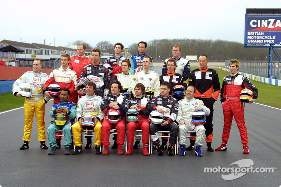 2004 Championship drivers