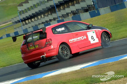 Tom Chilton spins