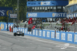 P2 finish for Jenson Button