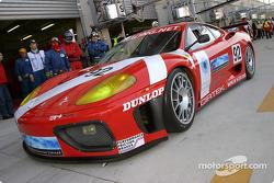 #92 Cirtek Motorsport Ferrari 360 Modena: Rob Wilson