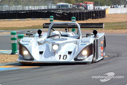 #10 Taurus Sports Racing Lola Caterpillar: Phil Andrews, Calum Lockie
