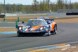 #60 Force One Racing Pagani Zonda: David Hallyday, Anthony Kumpen