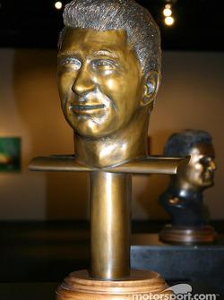 Bust of Jim Hall