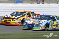 Scott Wimmer and Kyle Petty