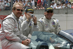 Drivers presentation: Rick Sutherland, Clint Field, William Binnie
