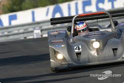 #4 Taurus Sports Racing Lola Judd: Didier André, Benjamin Leuenberger, Christian Vann