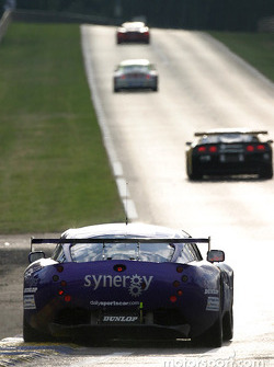 #89 Synergy Motorsport TVR 400R: Bob Berridge, Chris Stockton, Michael Caine