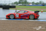 #65 Scuderia Ecosse Ferrari 360 Modena: Andrew Kirkaldy, Nathan Kinch