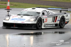 #28 Graham Nash Motorsport Saleen S7: Paul Whight, Paolo Ruberti, David Leslie