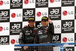 Podium: Uwe Alzen and Michael Bartels
