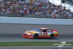 #22 Scott Wimmer qualifies for the Brickyard 400