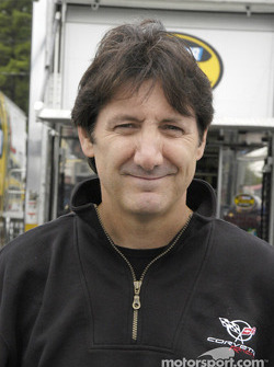 Ron Fellows takes on the Glen in a NASCAR
