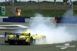 #36 Welter Racing: Jean-René de Fournoux, Jean-Bernard Bouvet