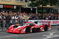 Toyota GT-One Le Mans driven by Allan McNish