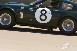 #8 1964 Sunbeam LeMans Tiger, Darrell Mountjoy
