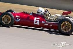#6 1969 Ferrari 312 F-1, Jon Shirley