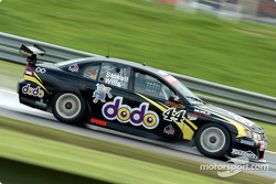Paul Stokell moved from his Lamborghini to V8 Supercars