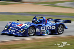 #30 Intersport Racing Lola Judd: Clint Field , Robin Liddell, Milka Duno