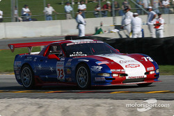 Phil McClure (#73 Chevrolet Corvette ZO6)
