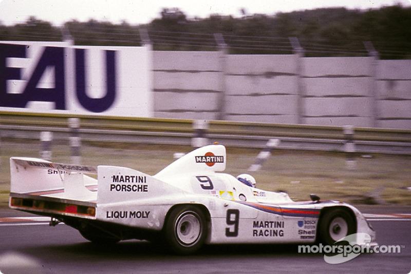 #9 Joest Martini Racing Porsche 908/80: Jacky Ickx, Michel Leclère, Reinhold Joest