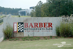 Welcome to Barber Motorsports Park