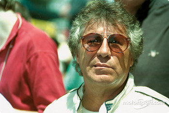Nice glasses Mister Andretti!