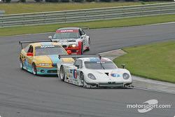 #7 Southard Motorsports BMW Fabcar: Shane Lewis, Vic Rice, #23 Horizon Motorsports Pontiac GTO: Charles Espenlaub, Frank Del Vecchio