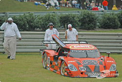 #09 Spirit of Daytona Racing Chevrolet Crawford: Doug Goad, Stephane Gregoire