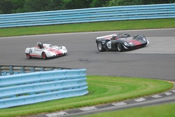 Can Am Race Action.