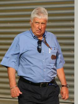 Herbie Blash, FIA Observer